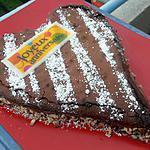recette un amour de gâteau chocolaté