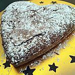 recette Coeur moelleux au nutella