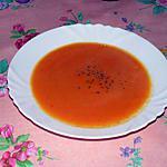 recette Velouté de potiron