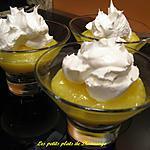 recette Lemon curd à ma façon