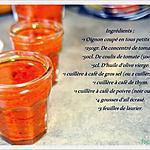 recette sauce tomate maison