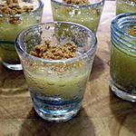 recette Lemon curd & Speculoos inspirés par Dianeange