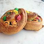 recette Escargots aux M&M'S