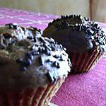 recette Mini Muffin au Chocolat Praliné