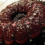 recette Reine de saba au chocolat parfumée au rhum