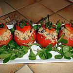 recette petites tomates fraicheur