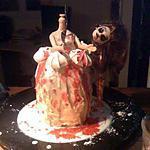 recette gateau vampire pour halloween