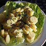 recette reste de pommes de terre à la mayonnaise