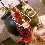 recette potion magique de sorcières pour rester la plus belle (halloween)