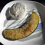 recette MOUSSE COCO ET BANANE CARAMELISEE