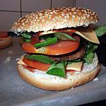 recette hamburguer maison