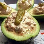 avoca : recette avocat à la mode william