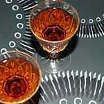 recette Vin de pêche dit aussi Liqueur de pêches