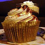 recette Cupcake cappuccino