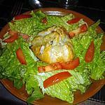 recette Friand tomate chevre