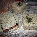 recette saumon et son riz