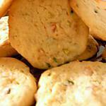 recette cookies gourmands pistache et abricots secs