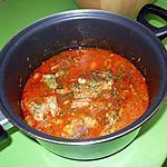 recette Tendrons de veau aux champignons