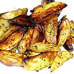 recette Country potatoes au poivre