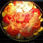 recette Gratin de pomme de terre
