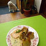 """recette Pavé de saumon au fenouil """"minute"""""""