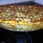 Les délicieuse lasagnes de ma mini belle soeur