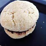 recette Macarons moelleux à l'italienne (bacci di dama)