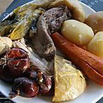 recette Bouillon de langue (porc ou boeuf) 4 en 1 : Episode 1 : le bouillon par lui même...