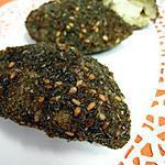 recette Samosas au fromage et au zaatar d'Alep