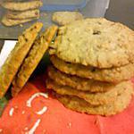 Cookies choco-noisette-citron