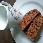 recette mini cake des grands froids au café