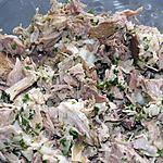 recette Bouillon de langue (porc ou boeuf) 4 en 1 : épisode 4 et fin : Jambette en vinaigrette