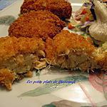 recette Croquettes de saumon à la Dijon