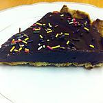 recette Tarte au chocolat de Christophe Felder