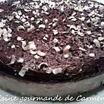 recette Mousseux chocolat-bananes