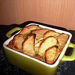 recette Gratiné aux pommes et smoothie