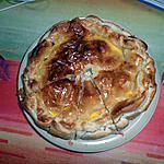 recette Tourte pomme de terre
