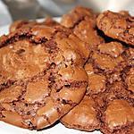 recette Outrageous cookies aux noix de macadamia sans gluten