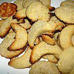 recette Petits biscuits à la cardamome
