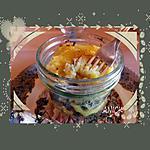 recette Parmentier au  boudin et purée safranée