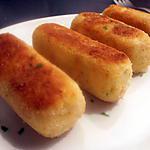 recette croquettes au jambon