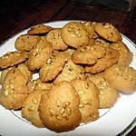 recette Biscuits secs à l'anis et aux pignons