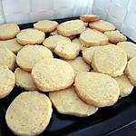 Biscuits italiens au citron (biscotti limone)