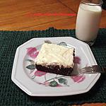 recette Gâteau au chocolat sans oeufs ni lait glaçage à la vanille