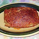 recette CAKE AU POULET AU CURRY