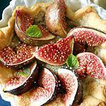 recette Tartelette aux figues et aux pistaches