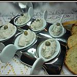 recette mousse de thon au mascarpone