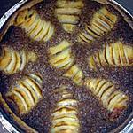 recette tarte bourdalou au chocolat