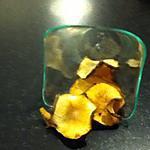 recette Chips de topinambours