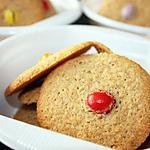 recette Cookies aux noisettes sans gluten